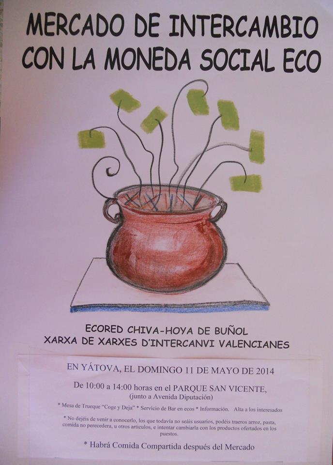mercado ecored chiva-hoya de buñol