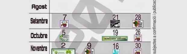 Mercats de la Xarxa de Xarxes d'Intercanvi Valencianes