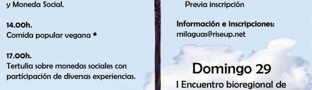 I Encuentro Bioregional + I MercaGota en el valle de Olba