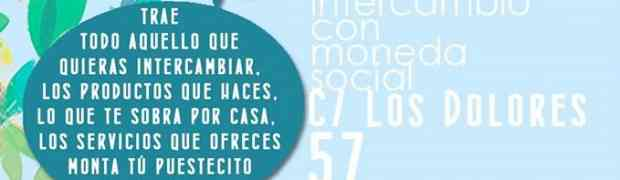 [Ecoxarxa de Castelló] mercadillo de intercambio con moneda social