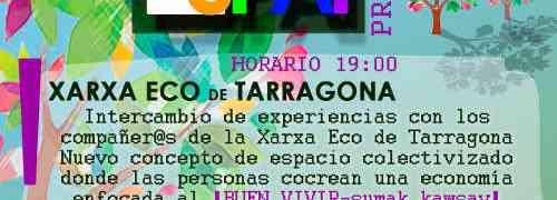 [Ecoxarxacastello] Sábado 20 Diciembre: Xerrada Ecoespai & Peluca Party