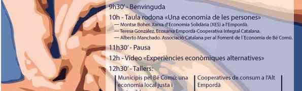 [Ecoxarxa Empordà - 21Març] Jornada per una economia de les persones