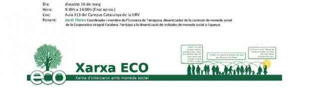 [TGN-16 de maig] Model organitzatiu i econòmic de la CIC i les ecoxarxes